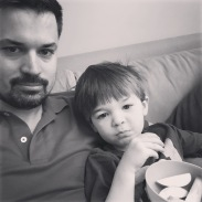 Sebastian and me